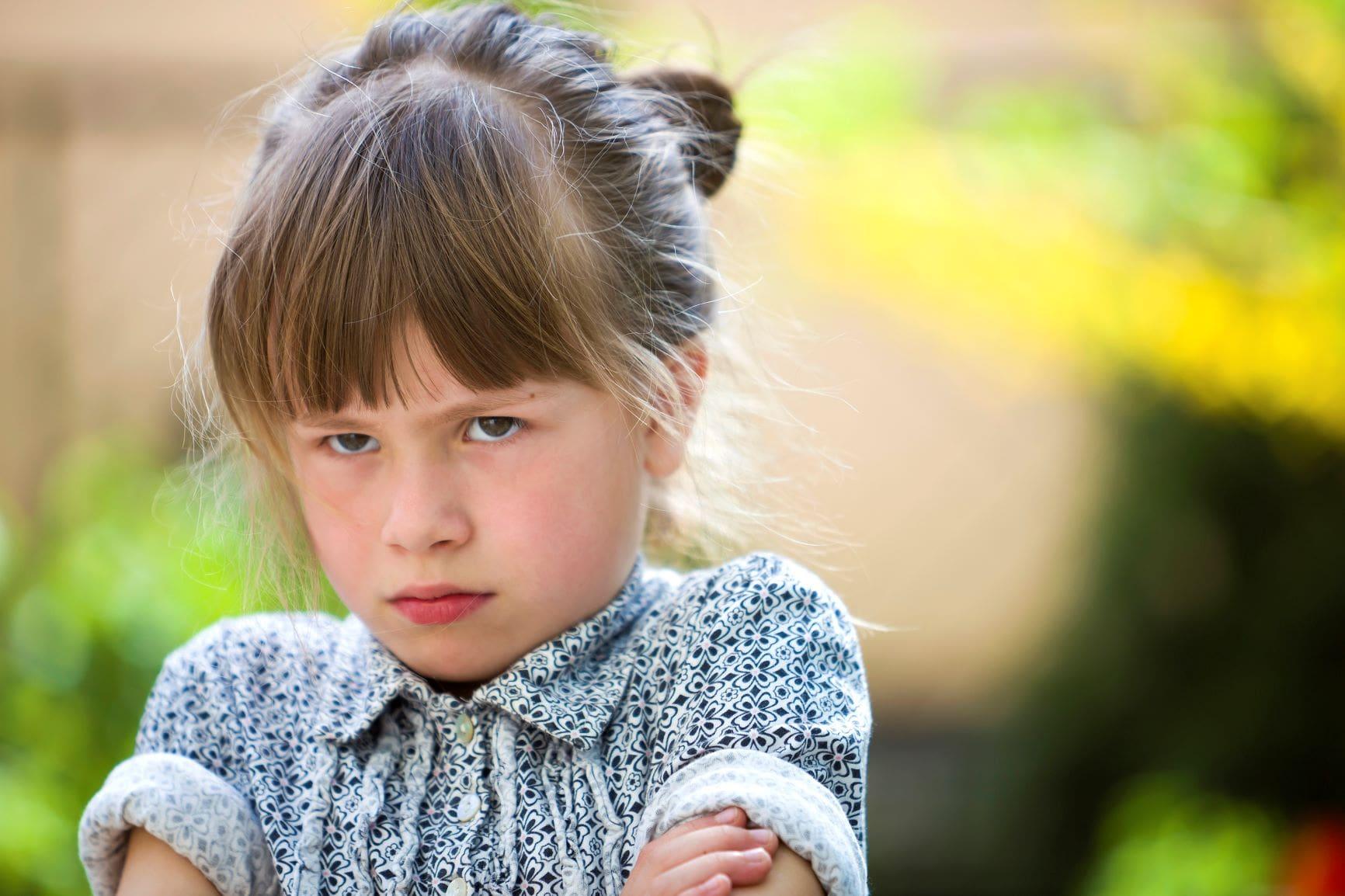 ¿Cómo calmar las rabietas en niños de 0 a 3 años?