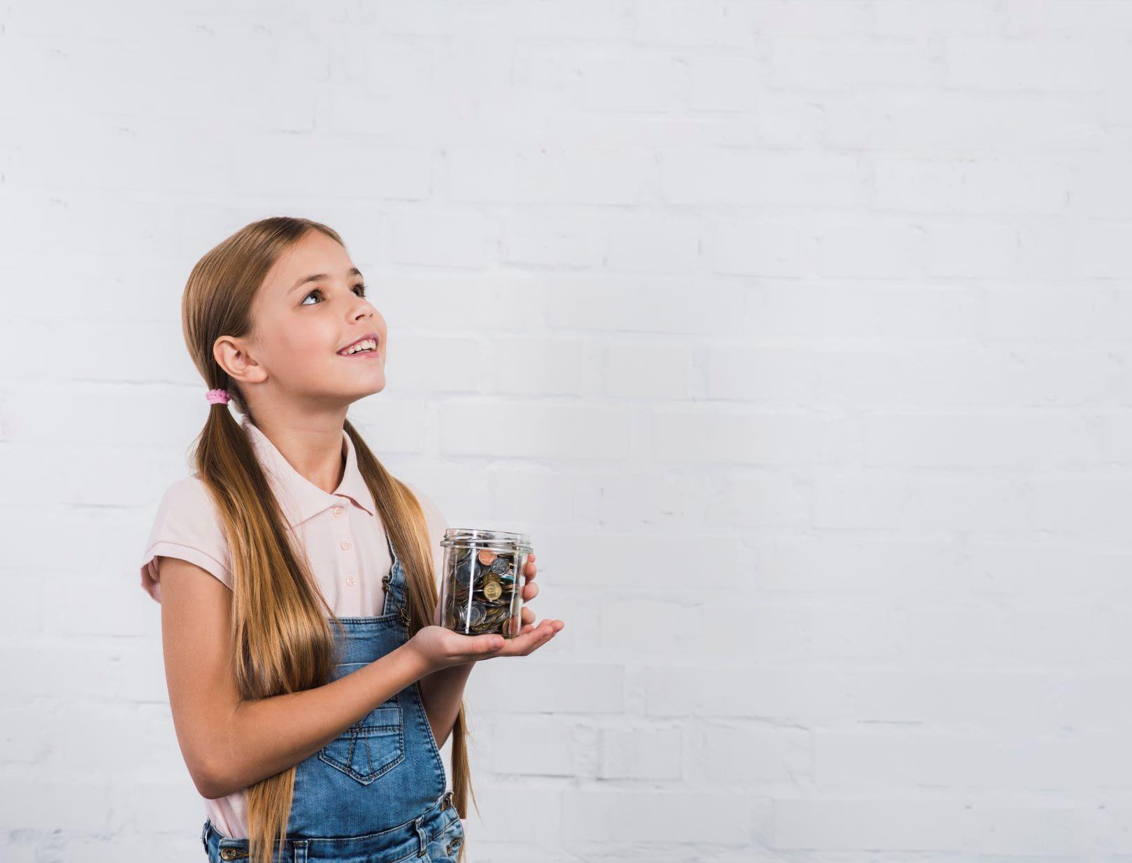 ¿Cómo comenzar a ahorrar con los niños?